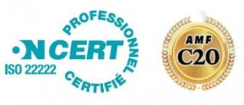 AT GESTION PRIVÉE - Gestion de patrimoine certifiée ISO 22222